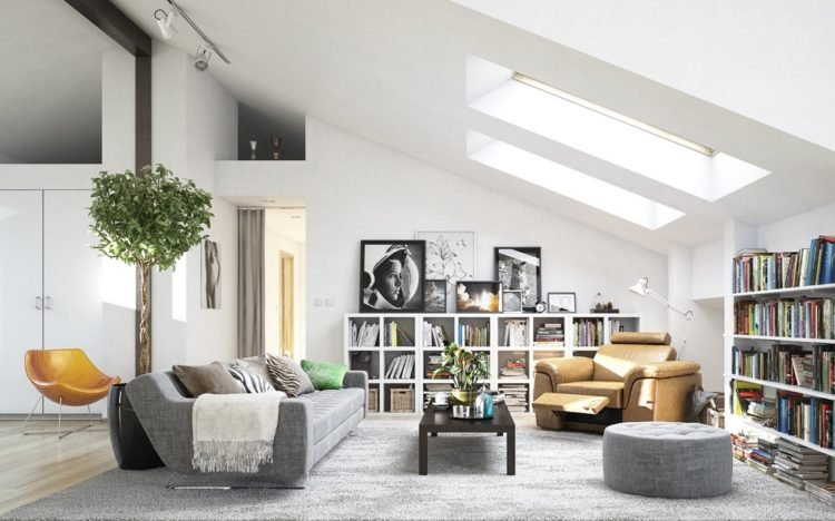 For More Ideas, Here Are 20 Scandinavian Design Living Room Ideas To Help  Give Your Inspiration.