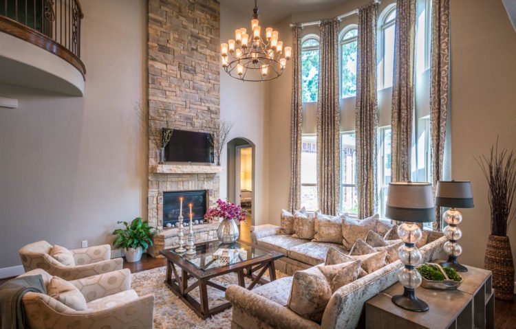 20 gorgeous transitional style living room ideas - Transitional style living room ...