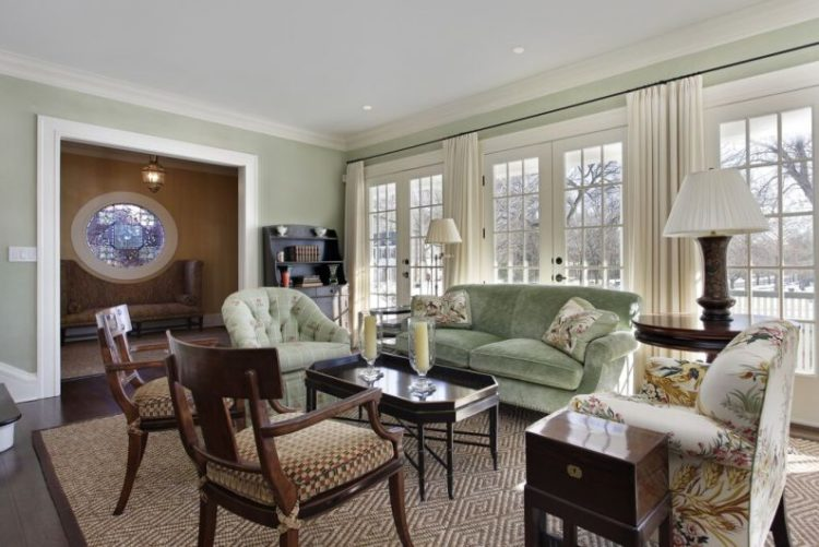20 gorgeous transitional style living room ideas - What is transitional style ...