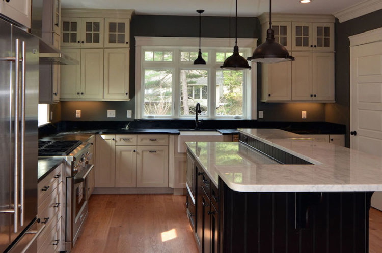 20 gorgeous transitional style kitchen ideas for Transitional style kitchen
