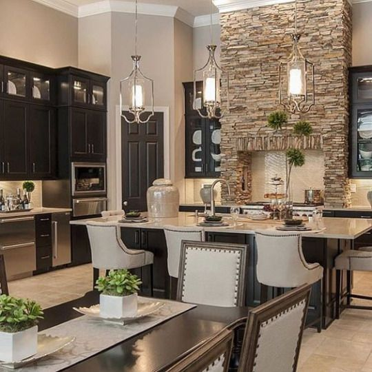 N Style Designs On Transitional Design: 20 Gorgeous Transitional Style Kitchen Ideas
