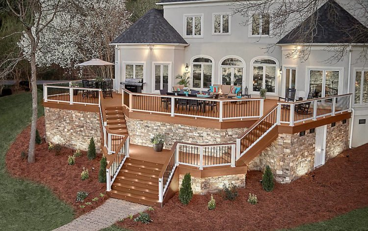 20 Gorgeous Trex Composite Decking Ideas