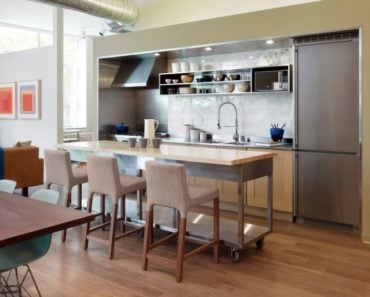 20 Small Kitchen Island Ideas for Every Budget