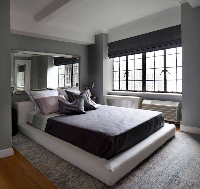 & 20 Gorgeous Bedrooms with Big Mirrors