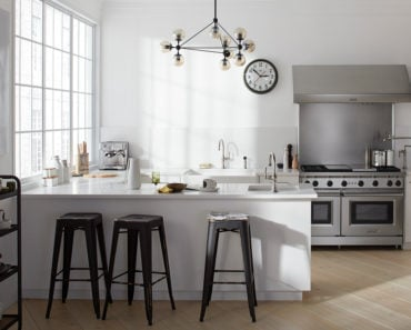 20 Beautiful Kitchens Incorporating Negative Space