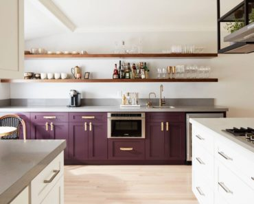 20 Shining Examples of the Two-Toned Kitchen Cabinet Trend