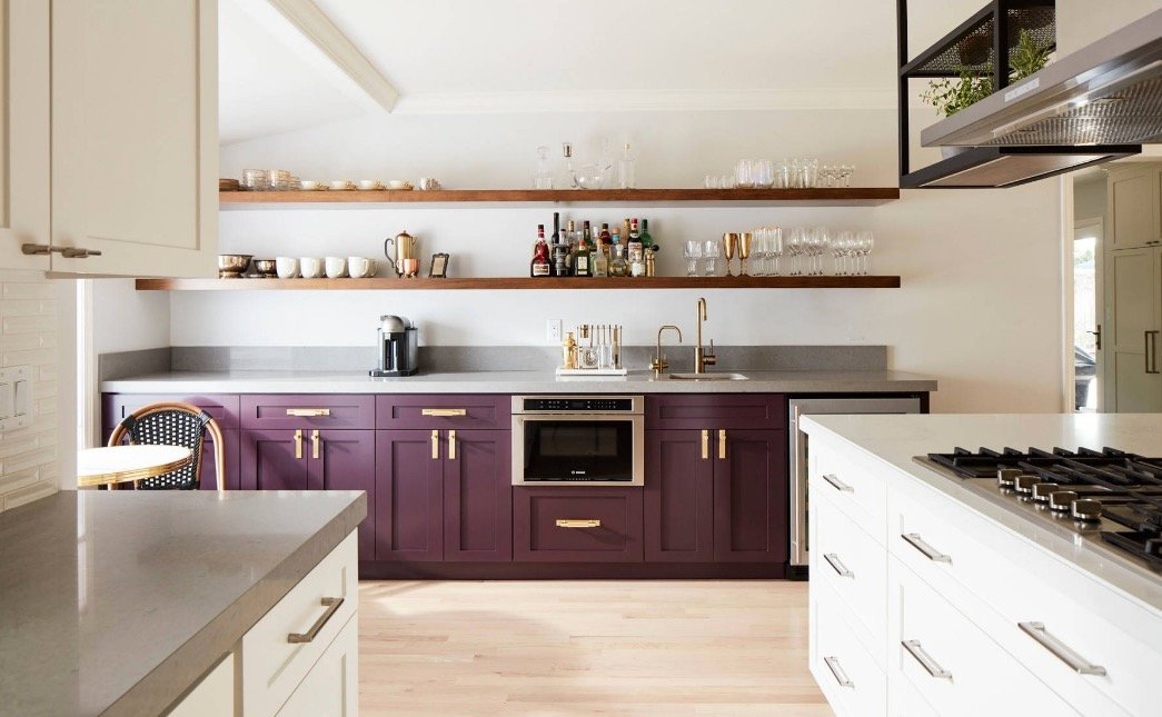 Is Mixing Kitchen Cabinet Finishes Okay Or Not: 20 Shining Examples Of The Two-Toned Kitchen Cabinet Trend
