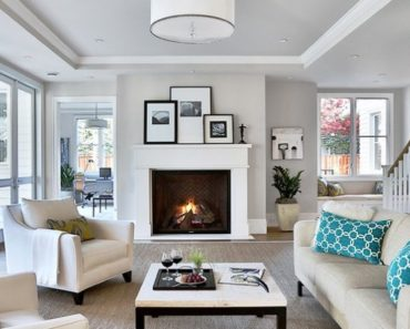 20 Gorgeous Living Rooms Incorporating Negative Space