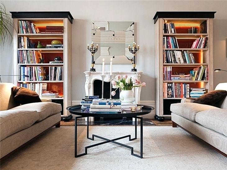 20 Shining Examples Of Asymmetry In Interior Design