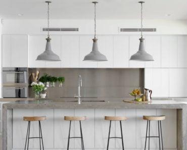 20 Beautiful Kitchen Designs Incorporating Concrete