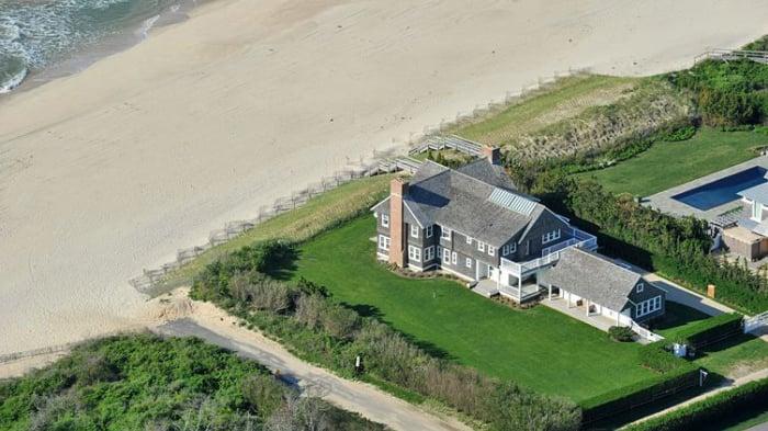 Former 20 Million Hamptons Beach
