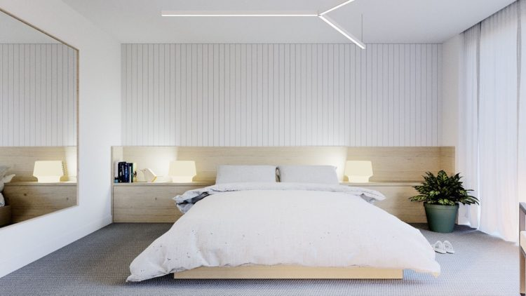 48 Minimalist Bedroom Ideas Perfect For Being On A Budget Stunning How To Clean Bedroom Walls