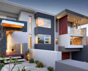 10 Characteristics That Define A Modern House