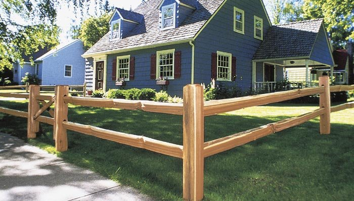 What Is A Split Rail Fence And Is It Right For You
