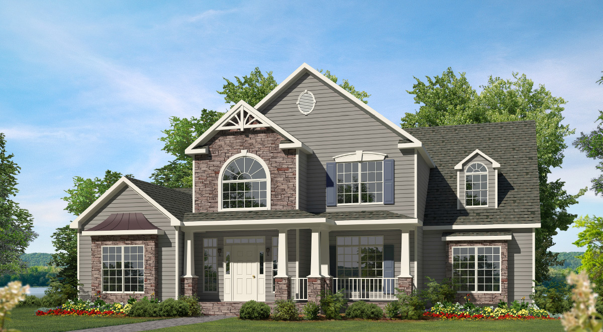 2 story modular home 3