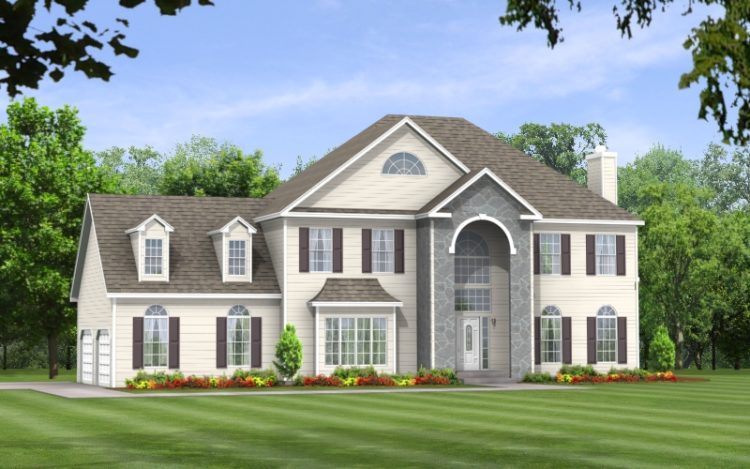 A Collection Of 20 Beautiful 2 Story Modular Homes