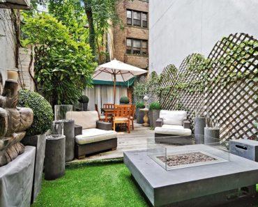 20 Creative Lattice Fence Ideas For Your Backyard