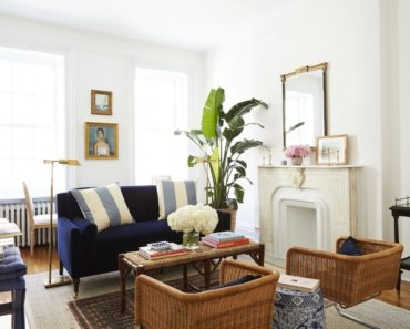 Five Types of Chairs Specifically For Small Living Rooms