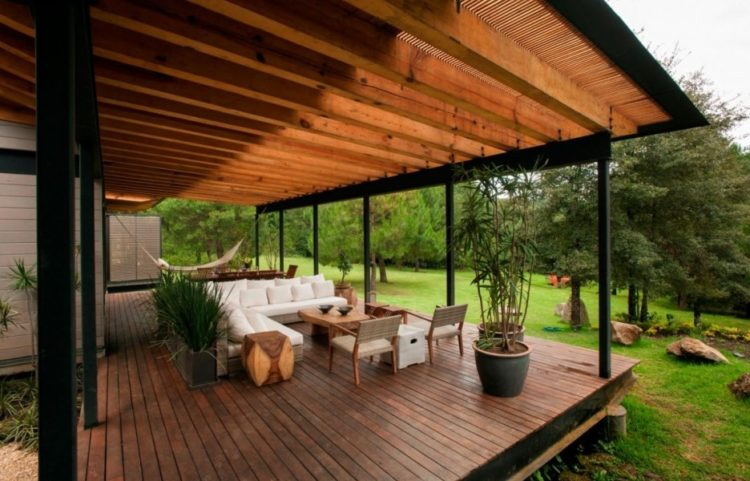 Wood patio ideas Backyard Here Are 20 Beautiful Wood Patio Ideas Nimvo 20 Beautiful Wood Patio Ideas
