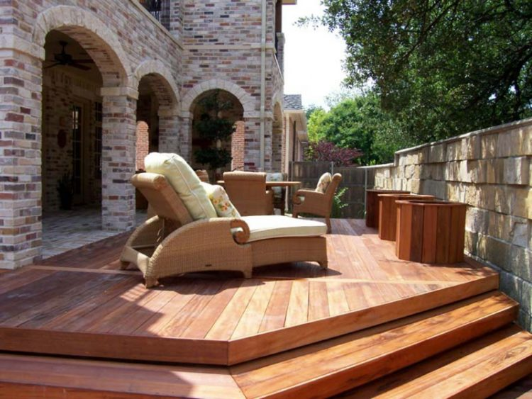 Beau Here Are 20 Beautiful Wood Patio Ideas: