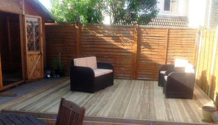 20 Beautiful Wood Patio Ideas on Wood Patio Ideas id=56125