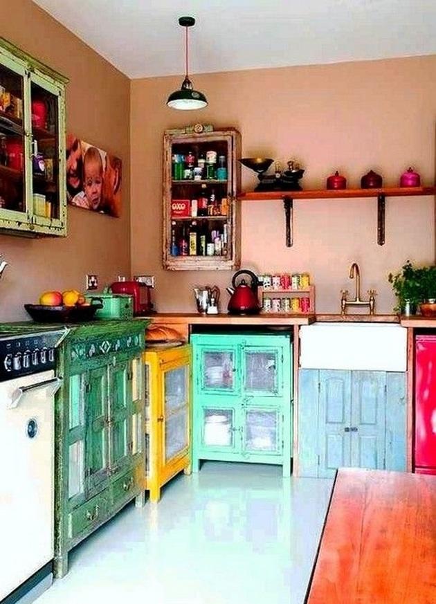 20 Great Bohemian Kitchen Ideas