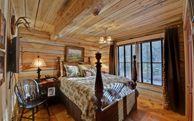 Standout Cabin Designs : Cabin designs for those who want warm and cozy