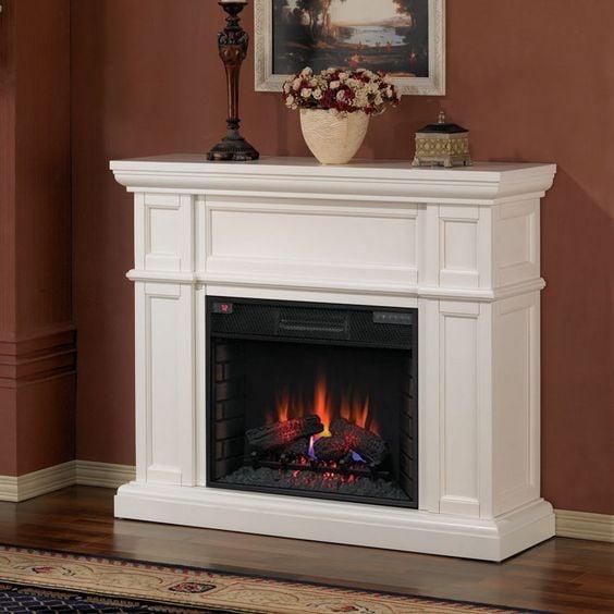 Small Fireplace Mantel Surrounds