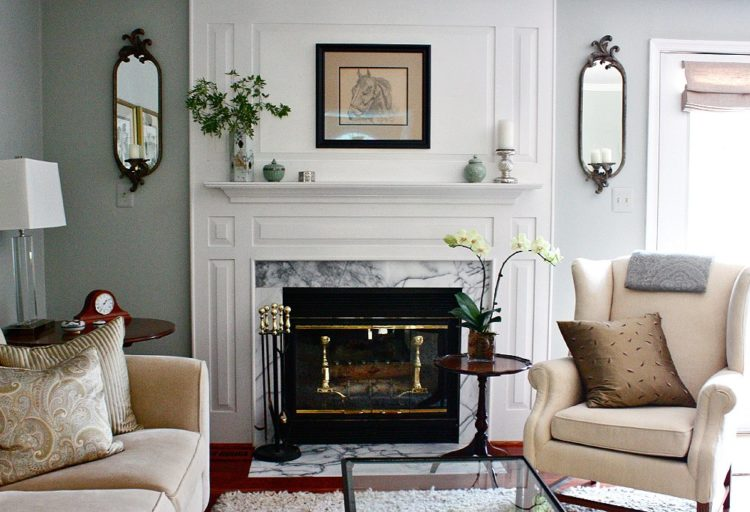 20 Beautiful Rooms Incorporating The Color Sage Green