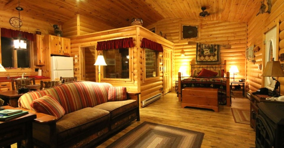 20 cabin designs for those who want warm and cozy