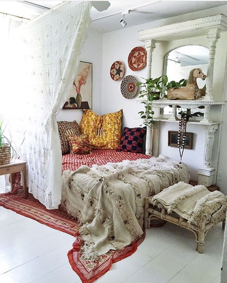 20 Gorgeous Luxury Bedroom Ideas: 20 Gorgeous Boho Bedroom Decorating Ideas