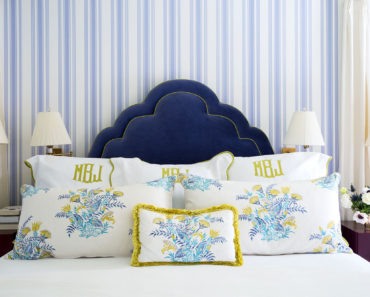 Celerie Kemble Creates the Pattern-Perfect Family Home