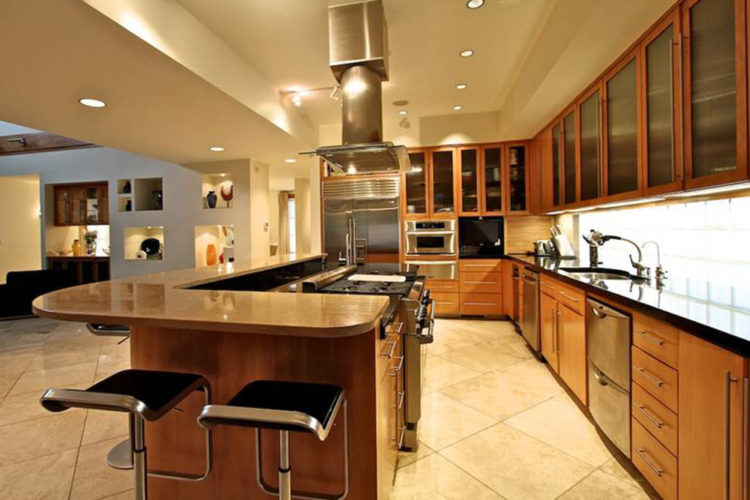If You Have Ever Wondered What Kitchens Look Like Inside Mansions Here Are 20 Pictures Of Unbelievable Mansion For To At And Inspire