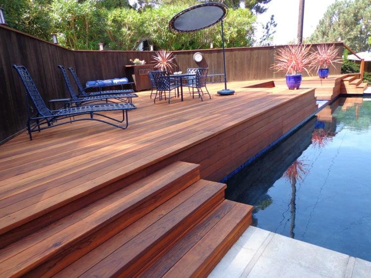 20 Gorgeous Examples Of Redwood Decks