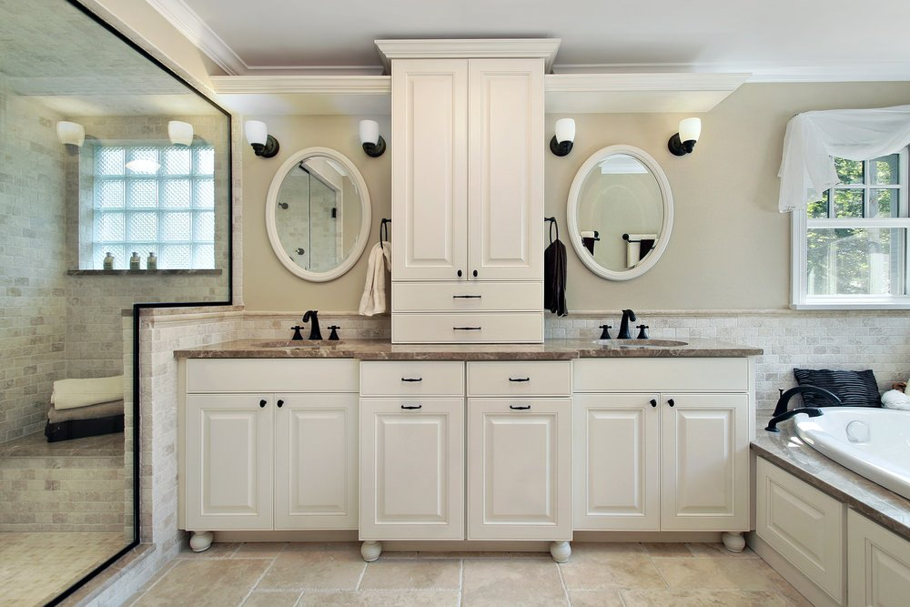 15 Different Types Of Bathroom Cabinets
