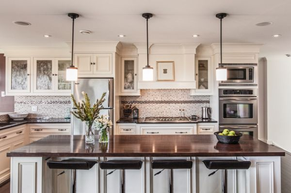 Take A Look At The Following Kitchen Island Designs With Pendant Lights To Help Inspire Your Light Design Choice