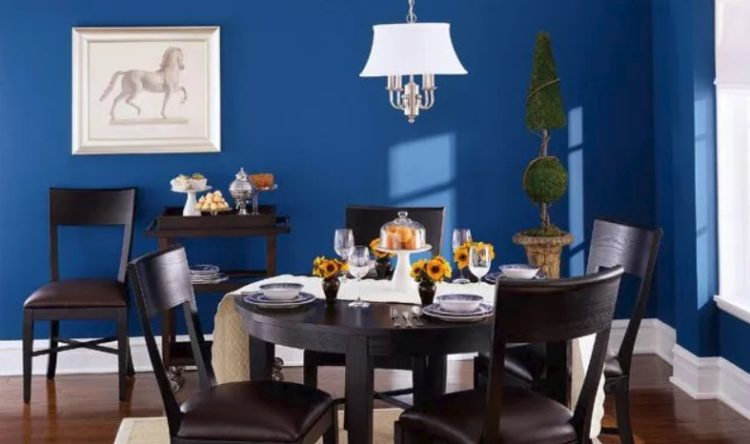 10 Gorgeous Dining Room Colors Trending In 2019