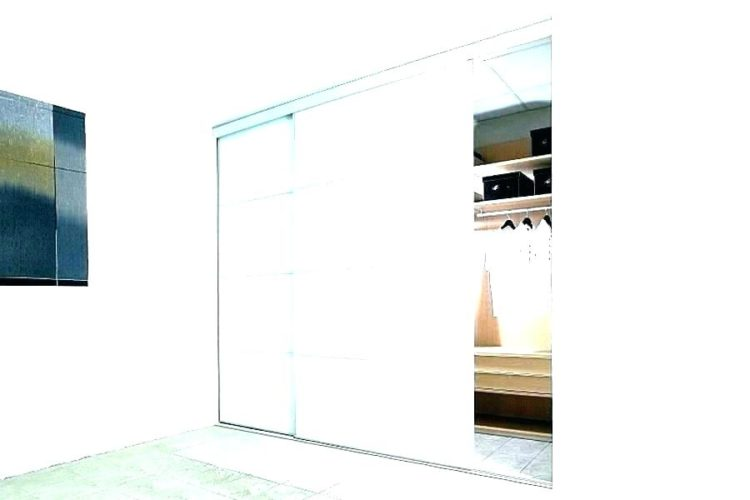 bedroom wardrobe with sliding doors