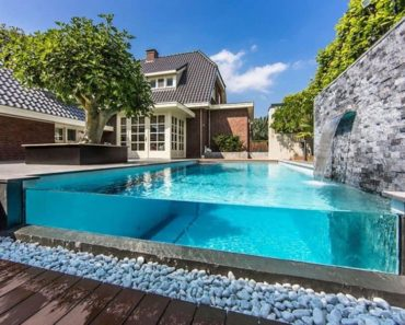 20 Luxurious Above Ground Pool Designs