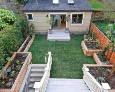 20 Small Backyard Ideas To Make it Look Bigger