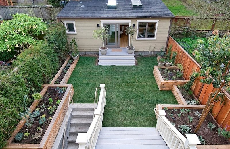 20 Small Backyard Ideas To Make it Look Bigger on Simple Small Backyard Ideas id=28611