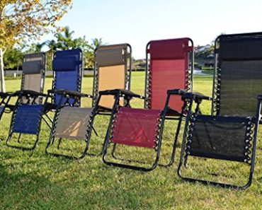 The Five Best Zero Gravity Chairs On The Market Today