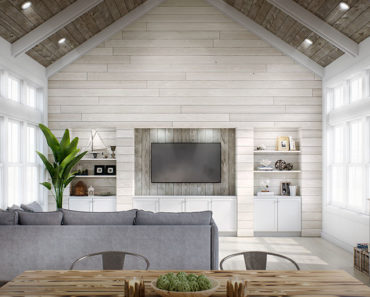What is Shiplap and How Do You Decorate With It?