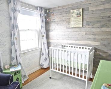 Creative Ways to Set up and Organize a Nursery