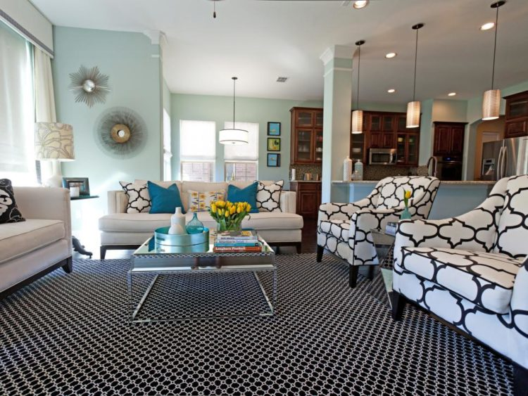 20 Universally Sound Living Room Color Schemes