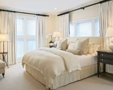 10 Different Ways To Use White in a Bedroom