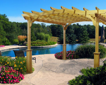 10 Great Free Resources To Help You Build a Pergola