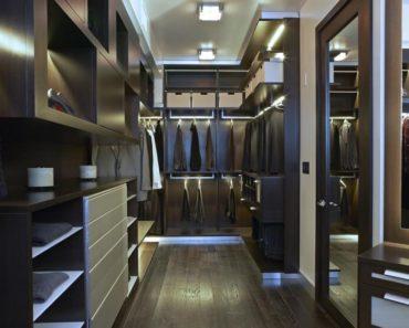 20 Beautiful Modern Closet Ideas
