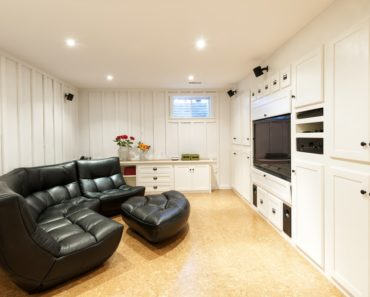 10 Different Styling Options for a Finished Basement