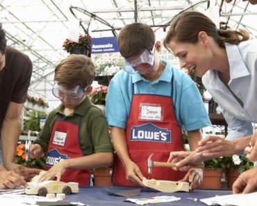 What are Lowe's Kids Workshops?